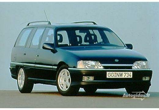 Opel omega kombi