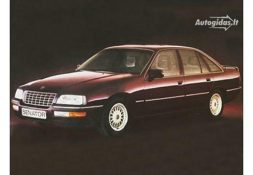 Opel Senator 1987-1989