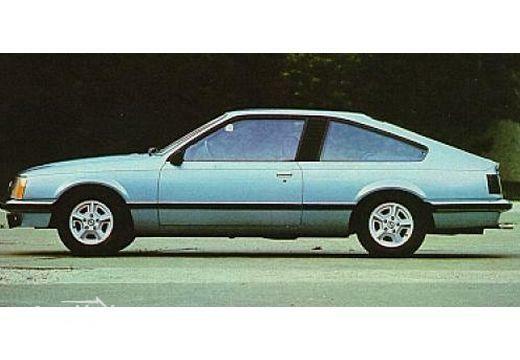 Opel Monza 1984-1987