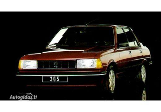 Peugeot 305 1982-1987