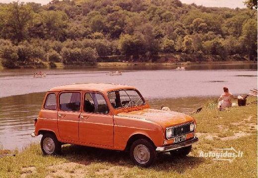 Renault 4 1986-1989