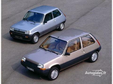 Renault 5 1985-1987
