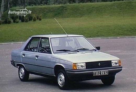 Renault 9 1986-1989
