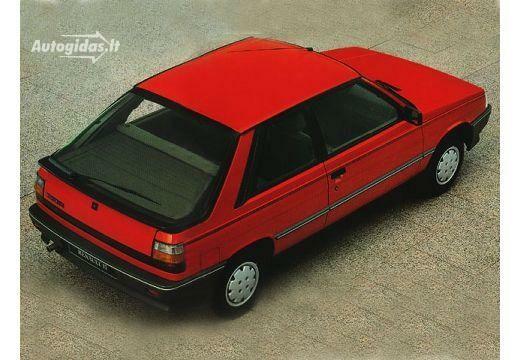 Renault 11 1986-1988