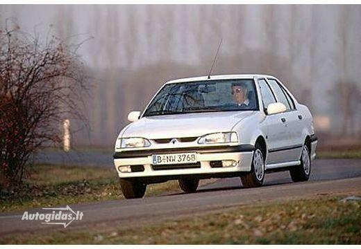 Renault 19 1992-1993