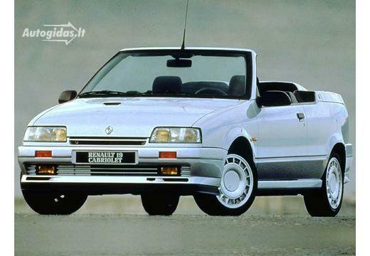 Renault 19 1992-1992