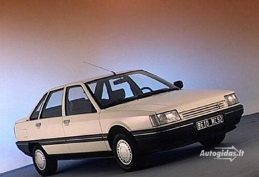 Renault 21 1987-1992