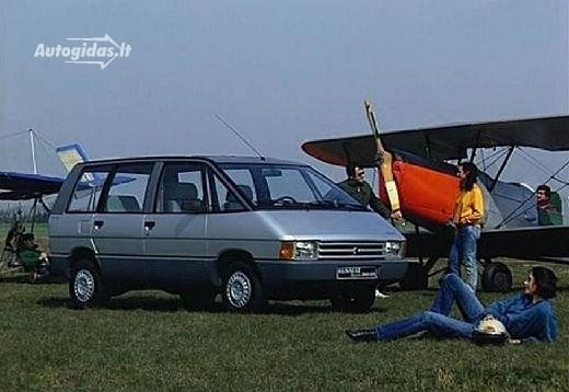 Renault Espace 1988-1991