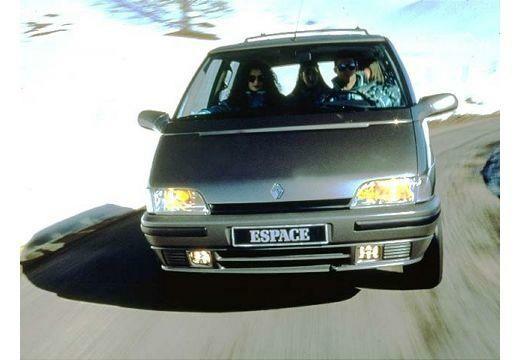 Renault Espace 1991-1996