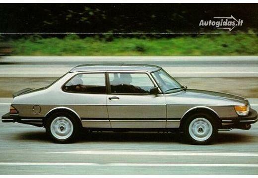 Saab 900 1986-1987