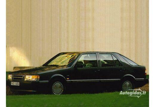 Saab 9000 1989-1990