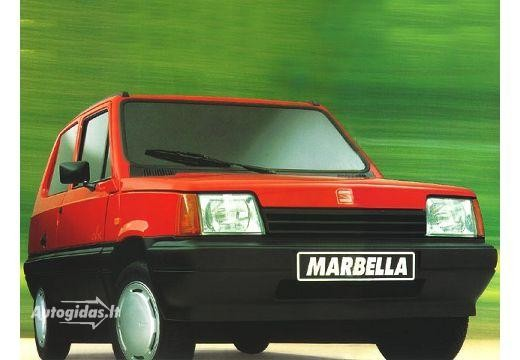 Seat Marbella 1987-1987
