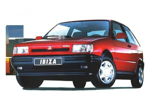 Seat Ibiza 1990-1991
