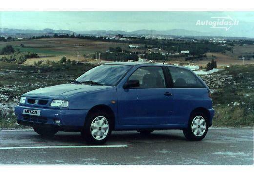 Seat Ibiza 1995-1996
