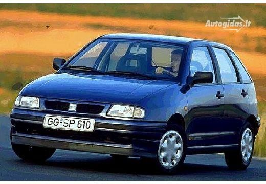 Seat Ibiza 1994-1995