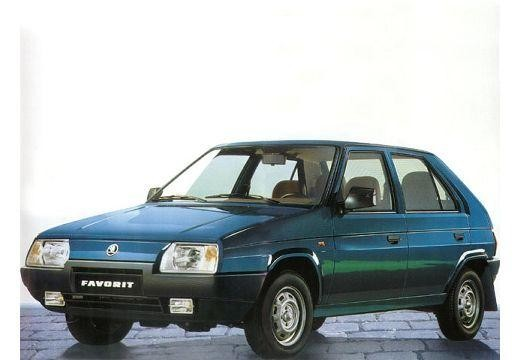 Skoda Favorit 1989-1993