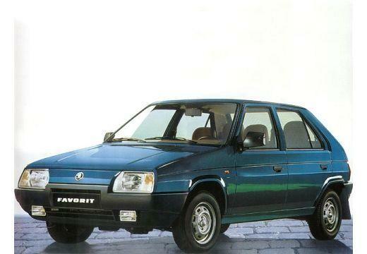 Skoda Favorit 1989-1993