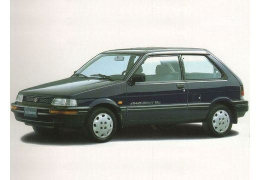 Subaru Justy 1990-1992