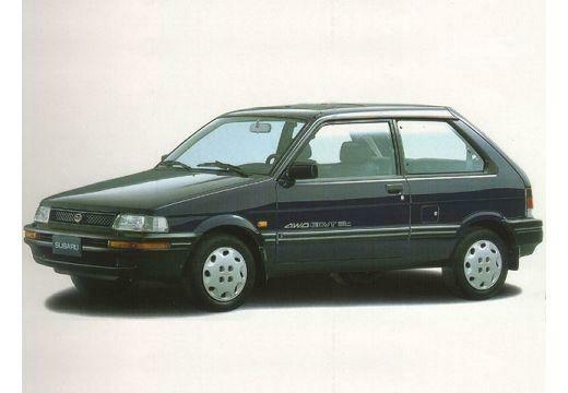 Subaru Justy 1991-1992