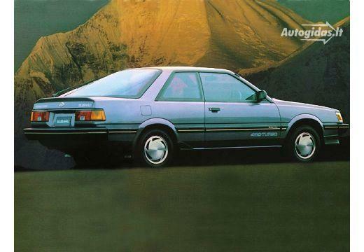 Subaru 1800 Coupe 1986-1990