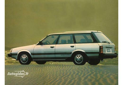 Subaru 1800 Coupe 1985-1989