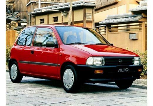 Suzuki Alto 1995-1997