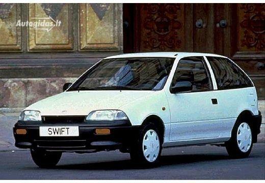 Suzuki Swift 1989-1995