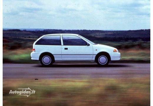 Suzuki Swift II 1 3 GL/GLX 1989-1995 | Autocatalog