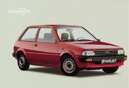 Toyota Starlet 1987-1988