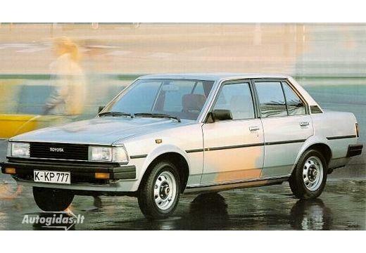 Toyota Corolla 1985-1987