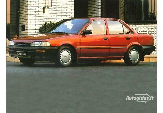 Toyota Corolla 1987-1992