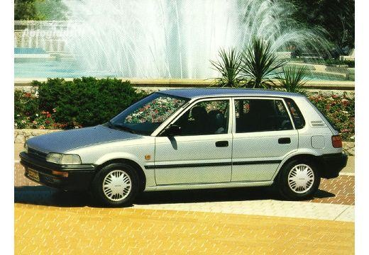 Toyota Corolla 1989-1992