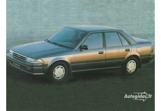 Toyota Carina 1990-1992