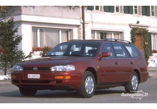 Toyota Camry 1987-1988