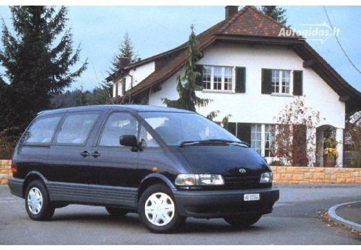 Toyota Previa 1992-2000