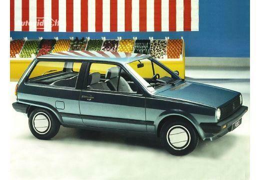 Volkswagen Polo 1987-1989