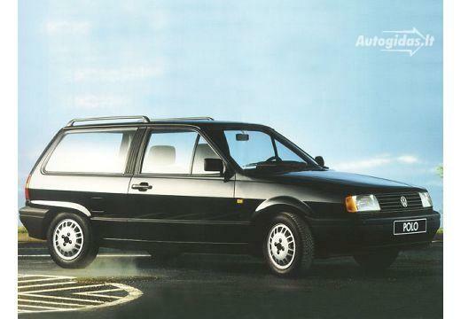 Volkswagen Polo 1990-1992