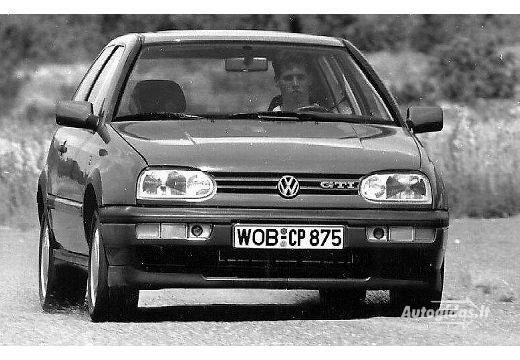 Volkswagen Golf 1993-1997