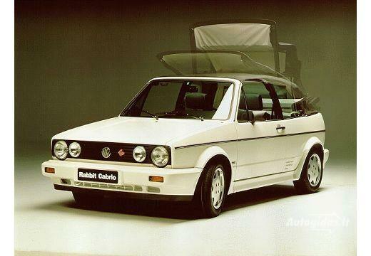 Volkswagen Golf 1979-1992