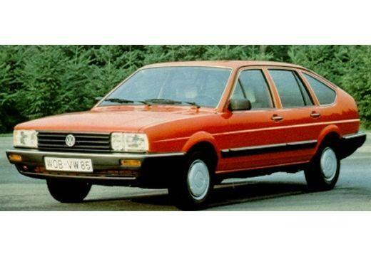 Volkswagen Passat 1981-1988