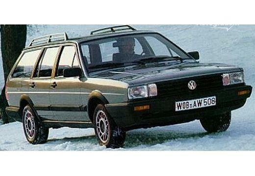 Volkswagen Passat 1986-1988