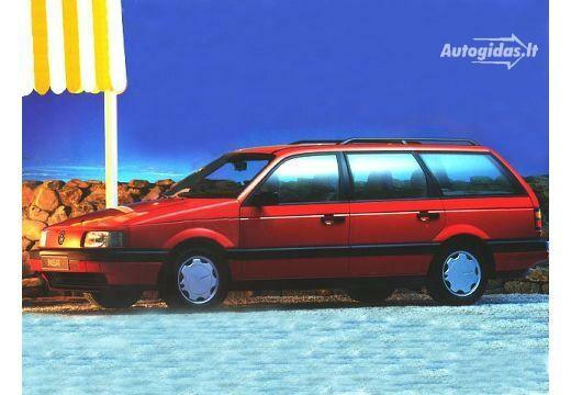 Volkswagen Passat 1991-1992