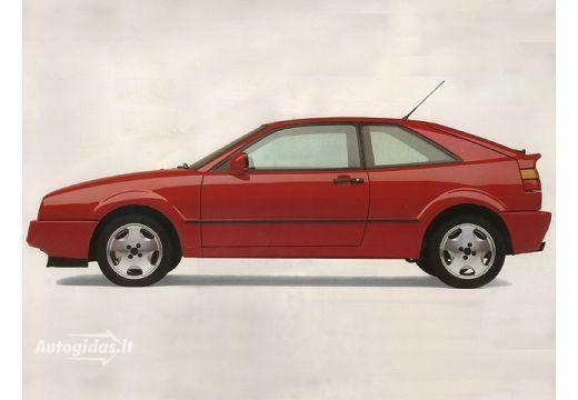 Volkswagen Corrado 1992-1993