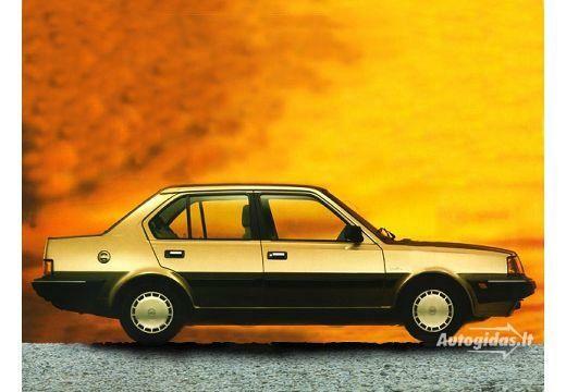 Volvo 340 1988-1989