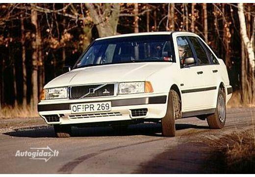 Volvo 440 1988-1989