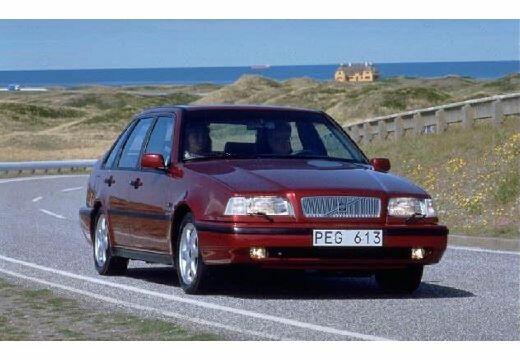 Volvo 440 1995-1996