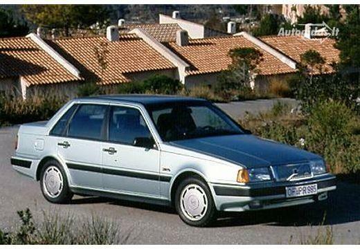 Volvo 460 1990-1991