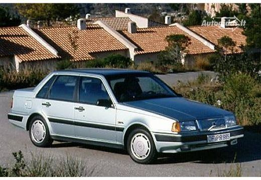 Volvo 460 1992-1993