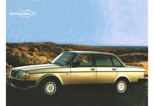Volvo 240 1990-1992