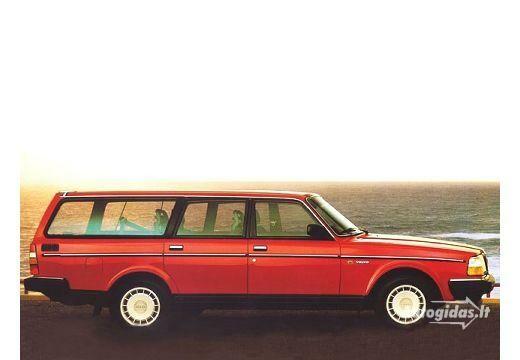 Volvo 240 1989-1990